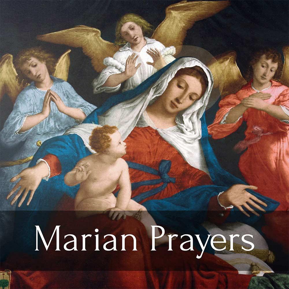 La Salette Shrine Marian Prayers